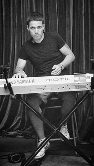 Андрей Григорьев - клавишник